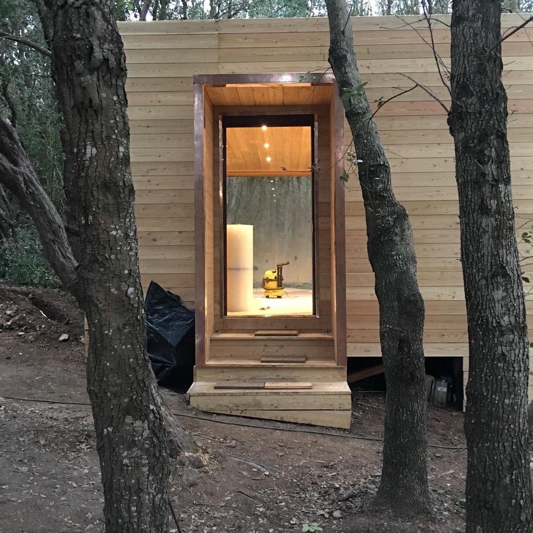 struttura piana legno