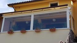 tende antivento per balcone