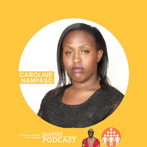 E17 My experience being cut is helping girls avoid FGM, with Caroline Lanoi Nampaso