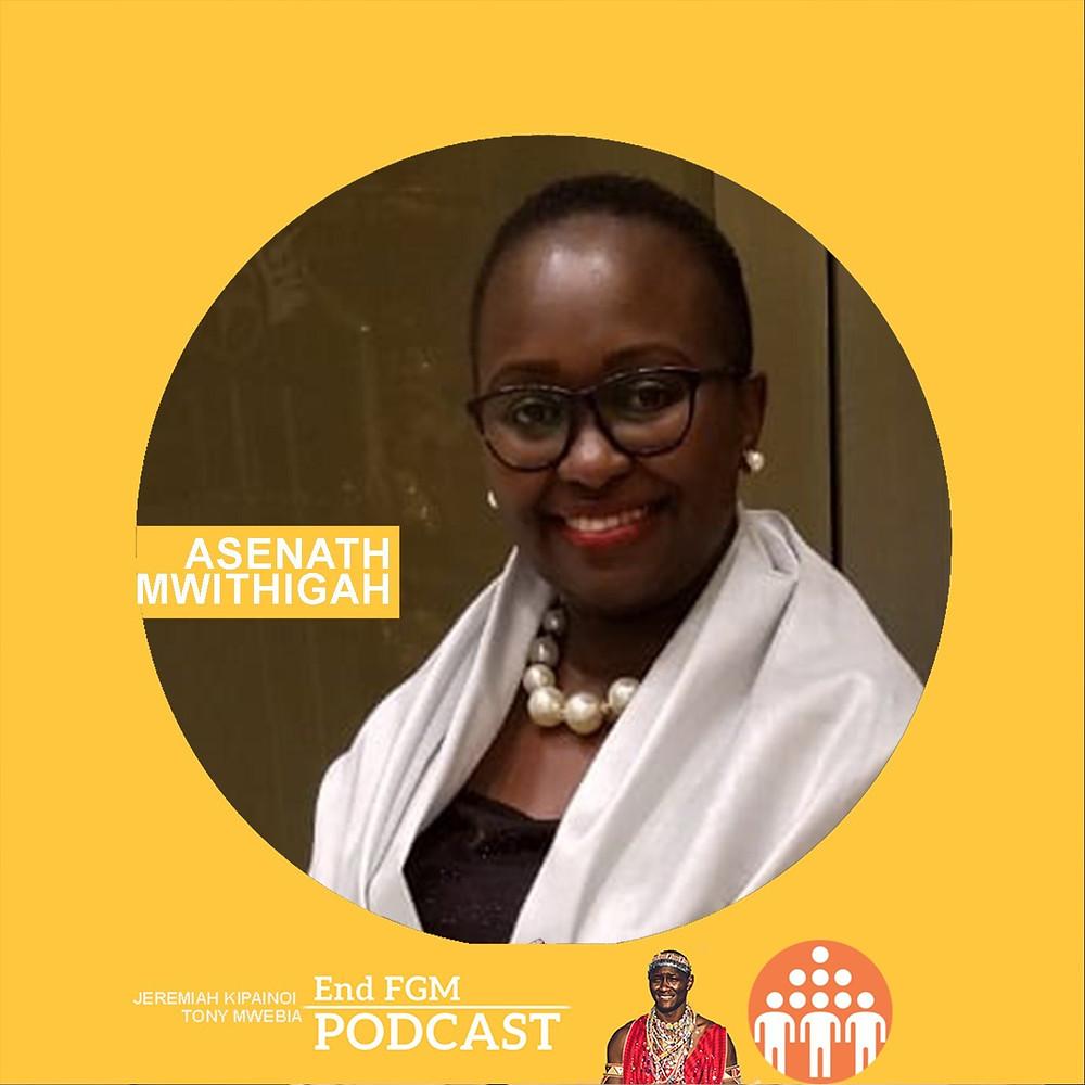 Asenath Mwithigah