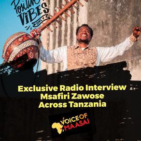 Radio Airtime Across Tanzania