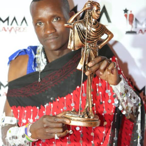 RP Mbaula Wins Best Maasai Rapper from Tanzania