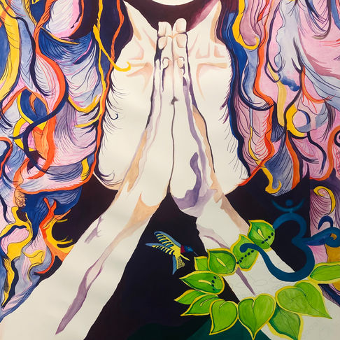 The Spiritual Spokeswoman