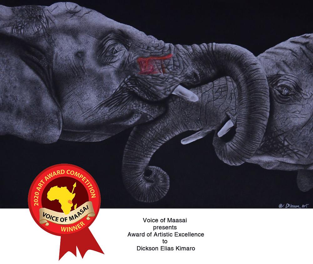 VOM Award Winner