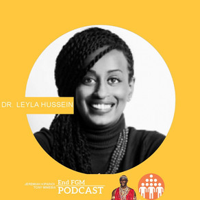 E24 The Human Library and Language in Ending FGM with Dr Leyla Hussein