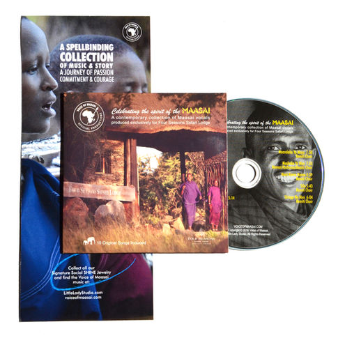 Album Design | Four Seasons Special Collection