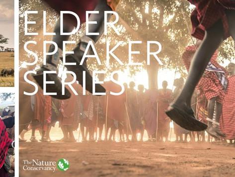 Updated Invitation to Elder Speaker Series