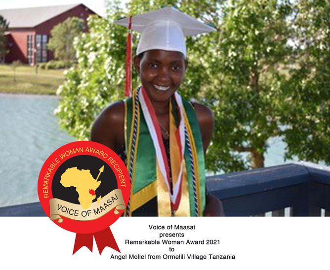 IWD Remarkable Woman Award