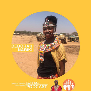 E18 A young girl changing the FGM narrative in Samburu, with Deborah Nabiki