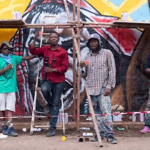 Mural Win Fundraising Loss