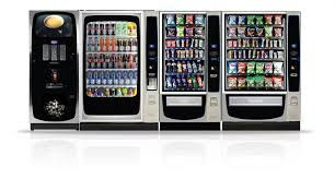 vending machine suppliers london