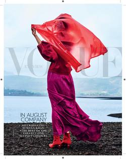 Aradhana - Vogue Editorial - 01