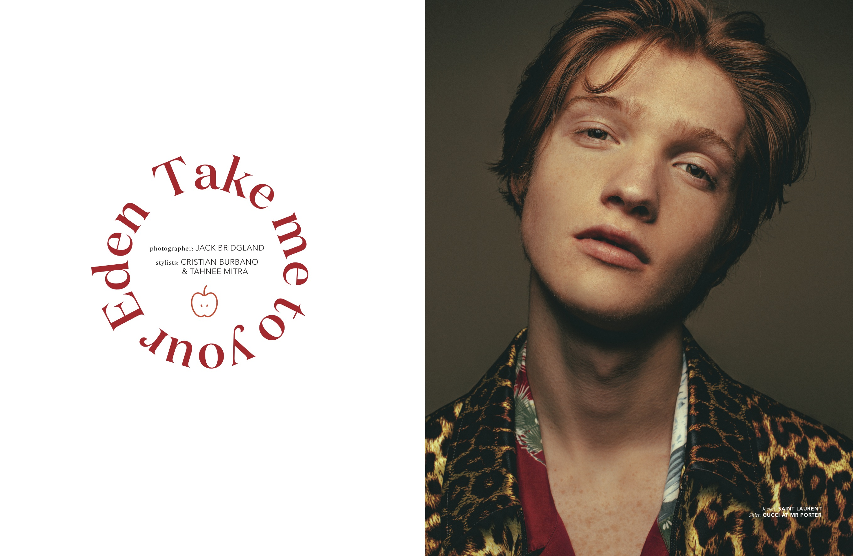 take me to your eden - streets mag 1