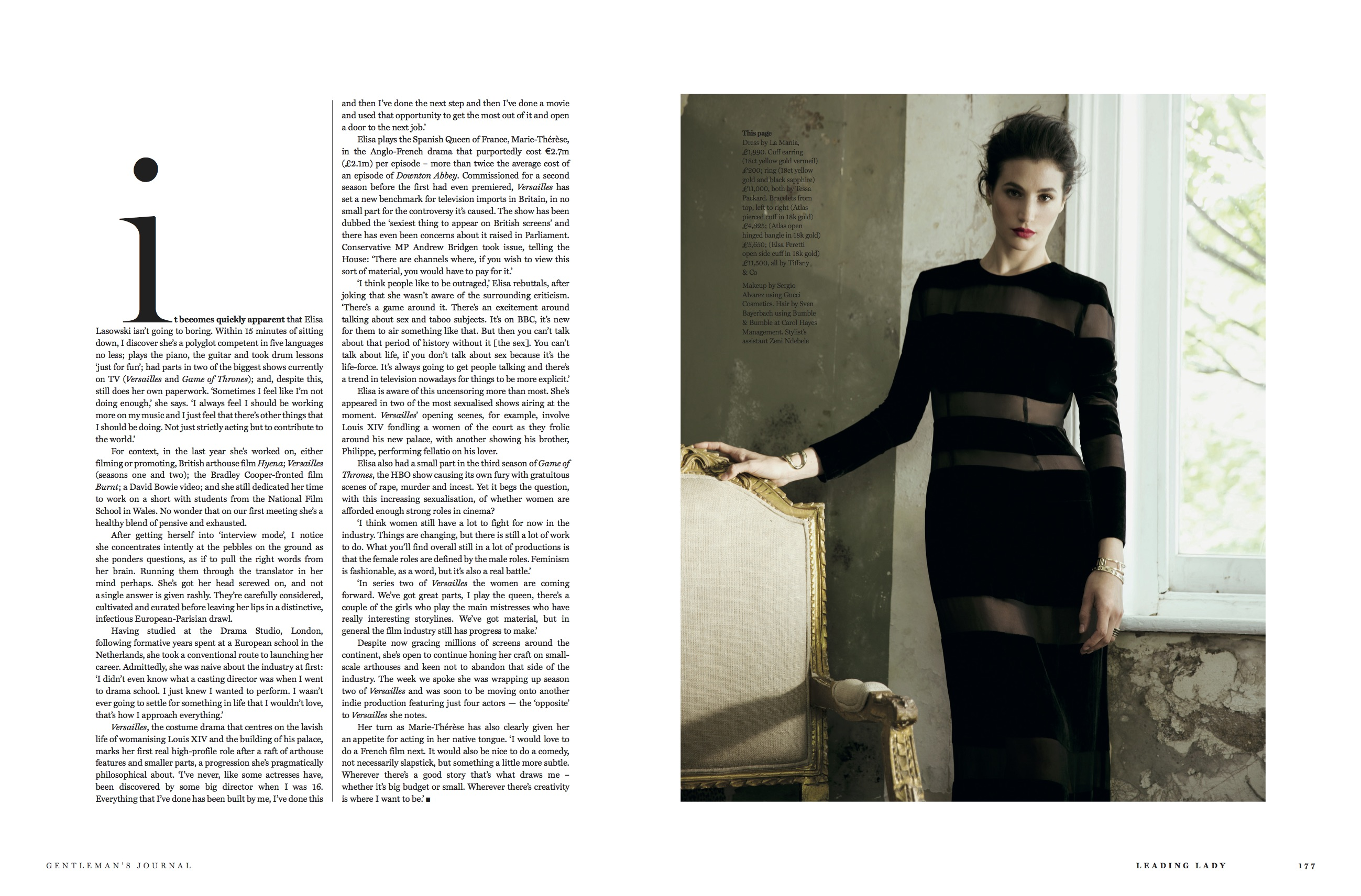 The Gent Journal Leading lady 2