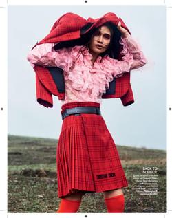 Aradhana - Vogue Editorial - 02