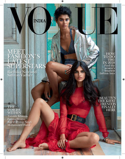 Vogue September Cover Issue