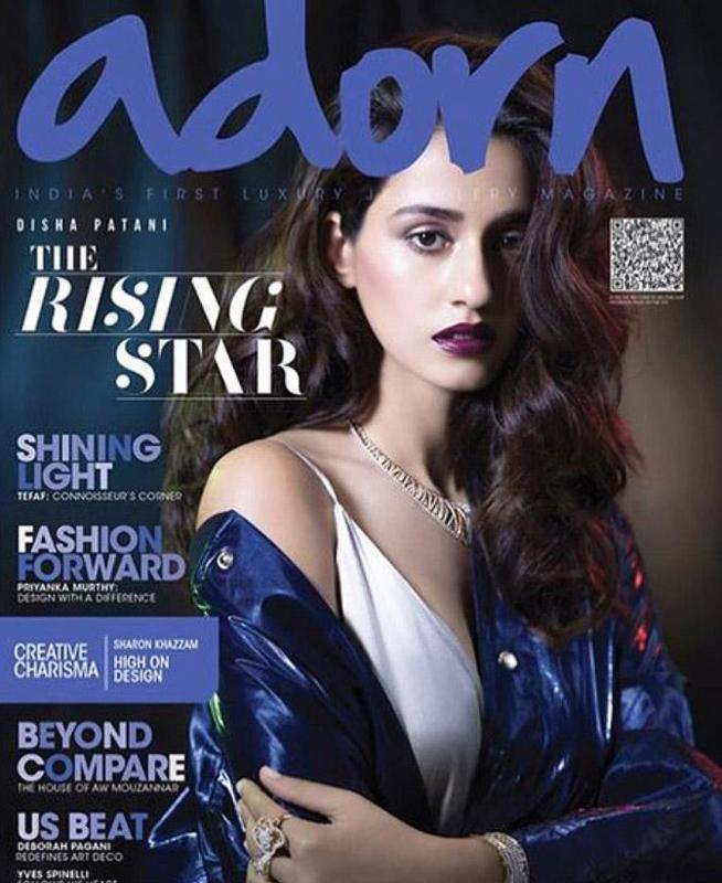 08 _ Adorn Cover _ Disha Patani