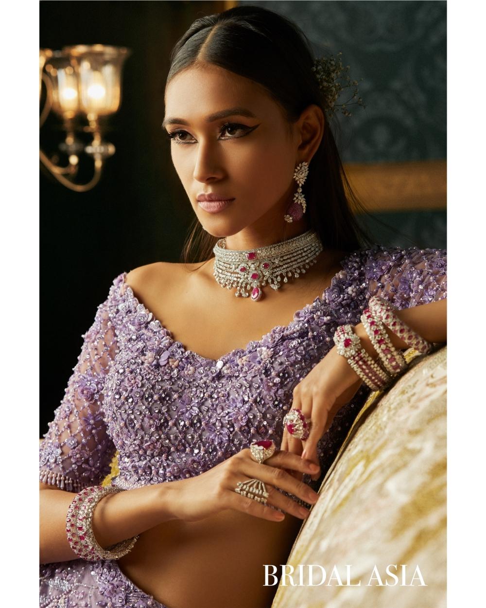 Bridal Asia Campaign - Nadine4w