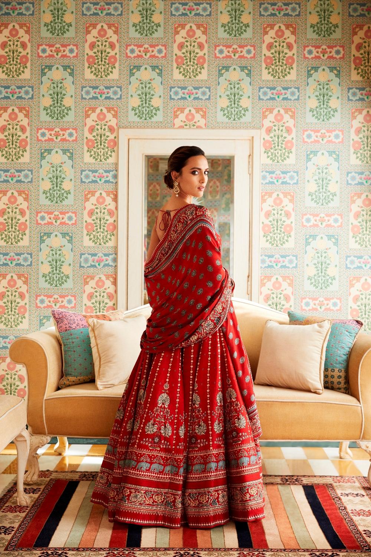 Aishwarya Desai 13 - Anita Dongre Campai