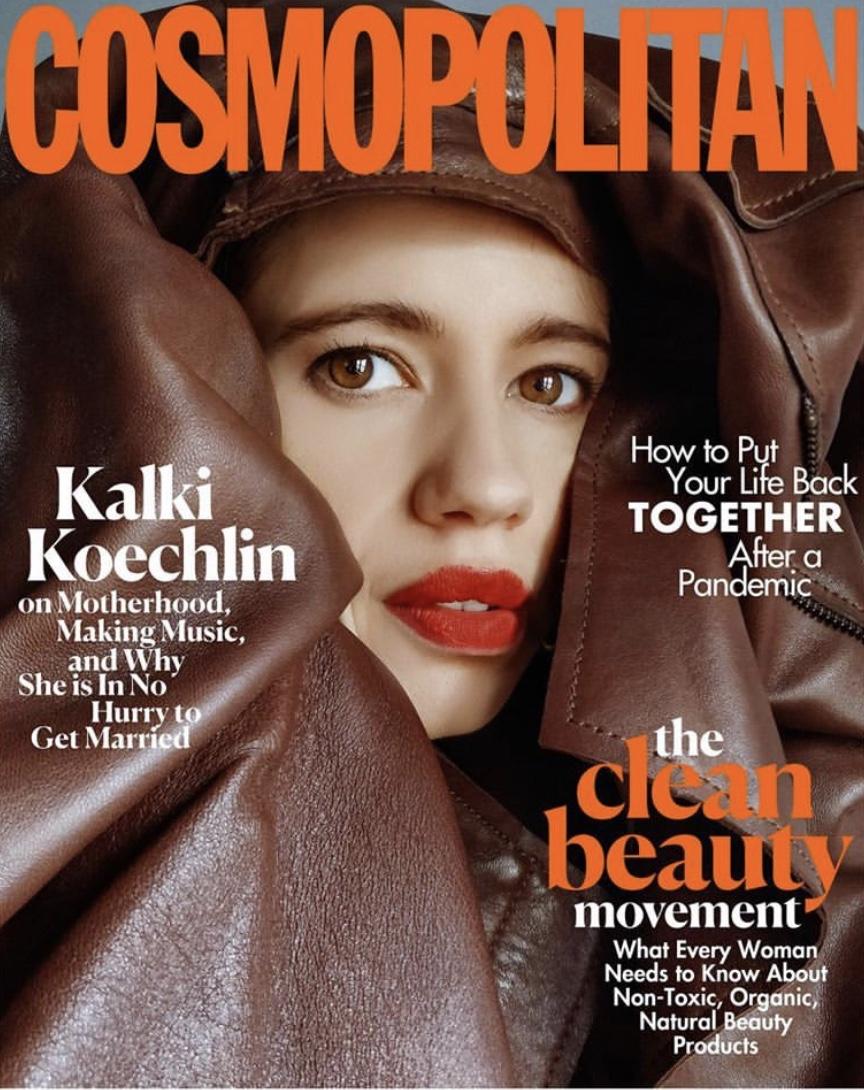 Cosmo August Cover  - Kalki K.2
