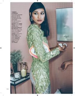 Vogue - December Editorial 2018  - Aradh