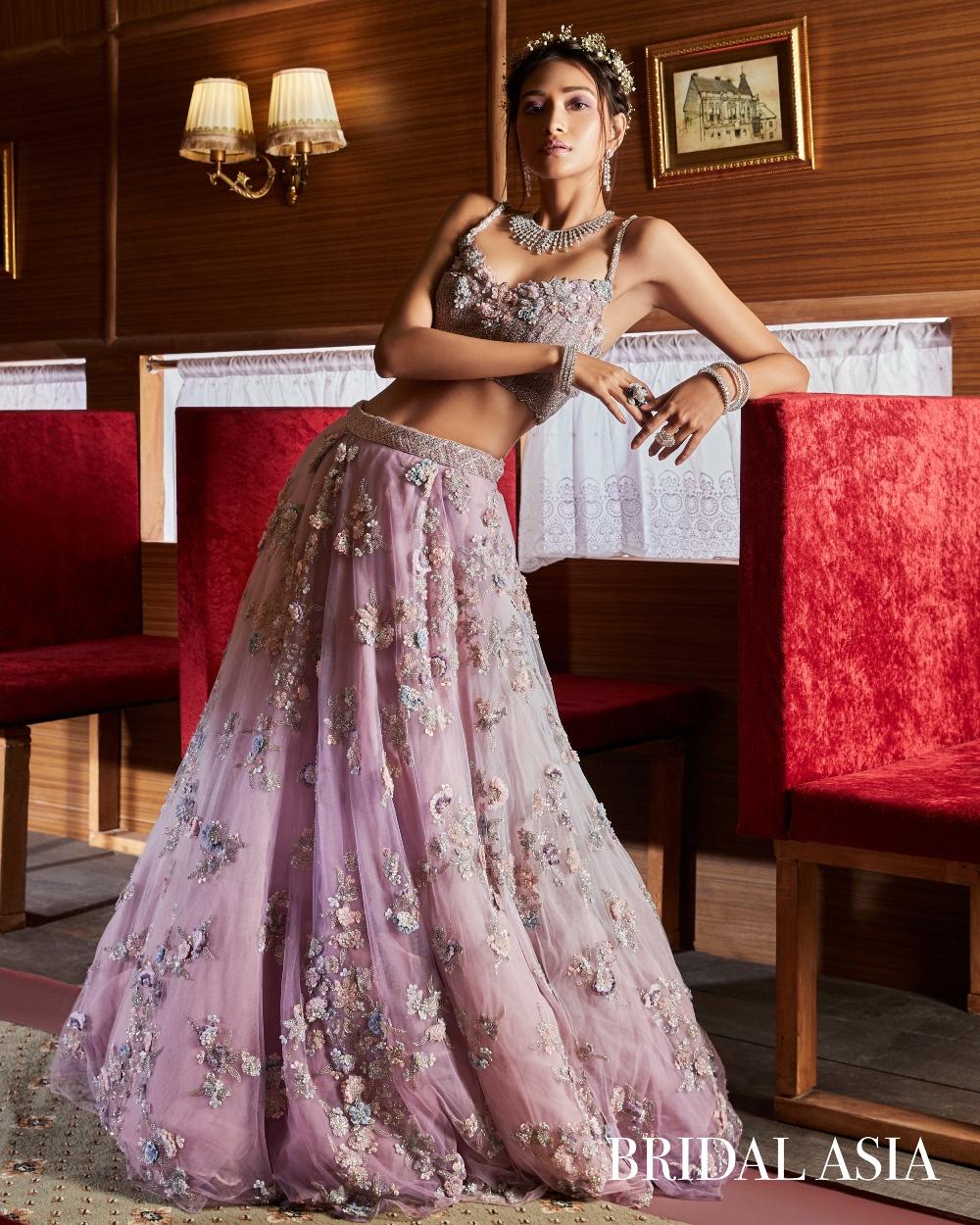 Bridal Asia Campaign -Natasha Dalalr