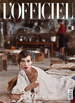 4 - L_Officiel January Cover