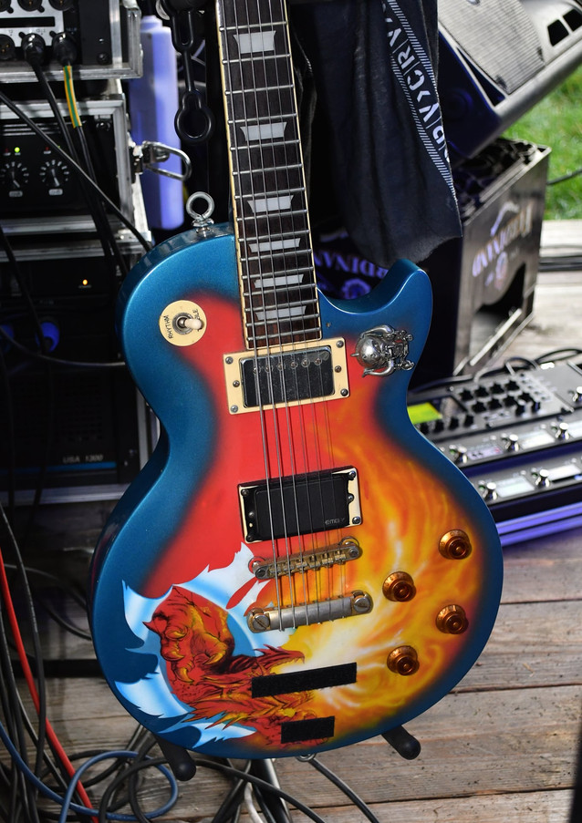 Bohoušovo kytara