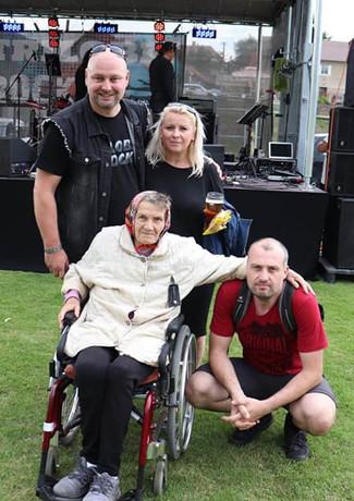 Michal a jeho rodina
