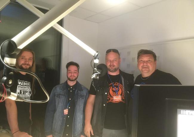 Standa Rubáš, Jeremy, Michal a Vejvoďák