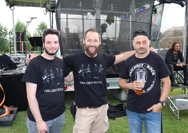 Jeremy, Luboš a Roman