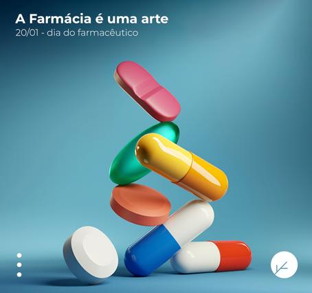 A Farmácia é uma arte