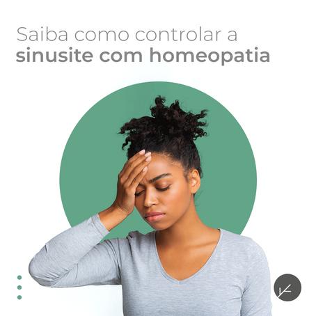Como controlar a Sinusite com homeopatia