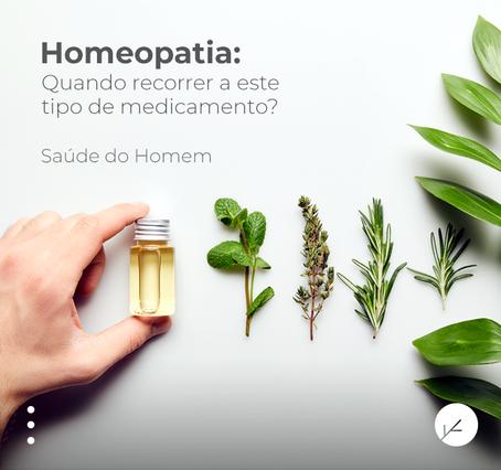 Como a Homeopatia pode auxiliar na saúde do homem?