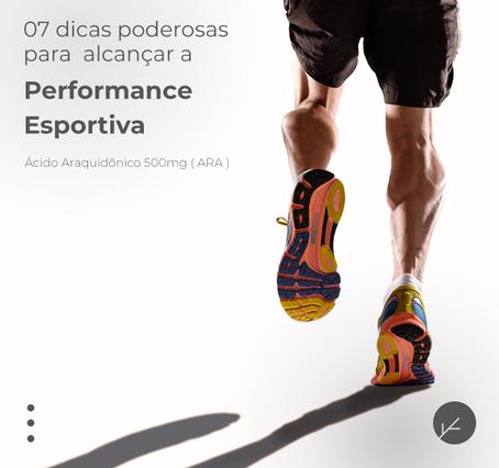 O que é Performance Esportiva, seus benefícios e 07 dicas poderosas para alcançá-la!