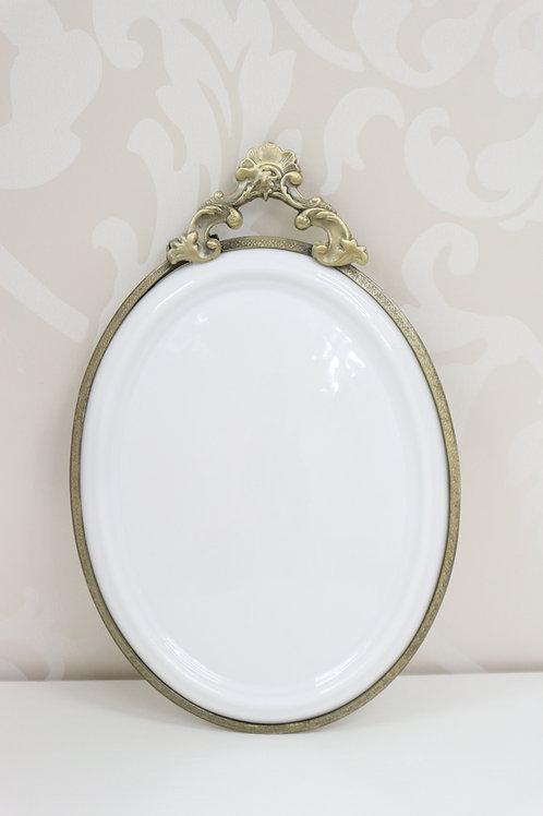 橢圓形陶瓷框架