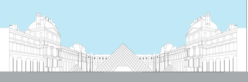 THE LOUVRE, PARIS (1793)