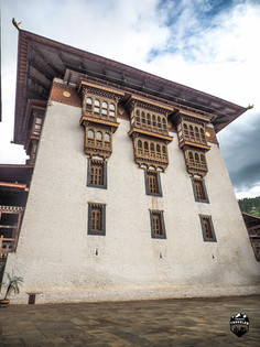 The central Six stories high Utse,  solid load bearing wall used on the outside facade of buildings and for the lower floors , using materials such as rammed earth – which is performing very well in an earthquake prone area