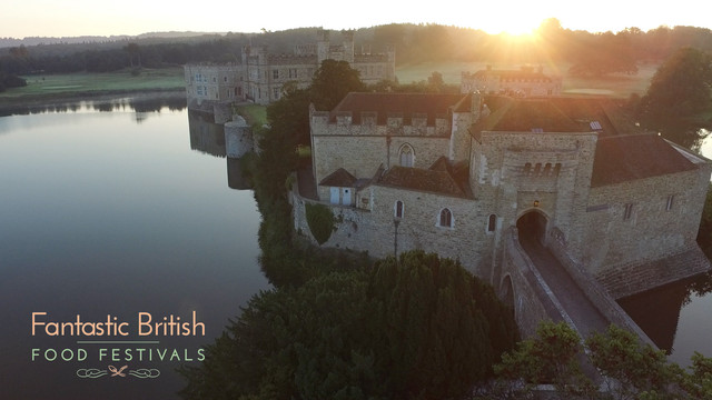 Leeds Castle - Fantastic British Food Festival