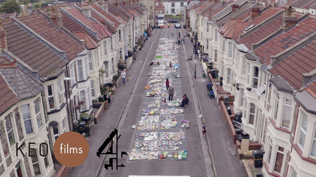 War on Plastic with Hugh & Anita - Keo Films for Channel 4