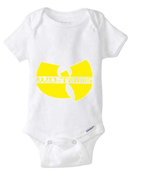 Wu-Tang Baby Onesie