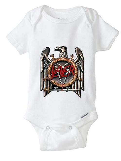 Slayer Baby Onesie