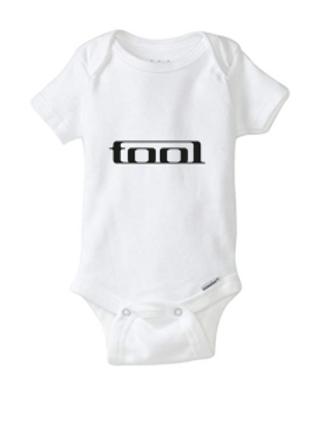 Tool Baby Onesie