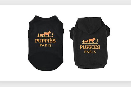 Puppies in Paris
