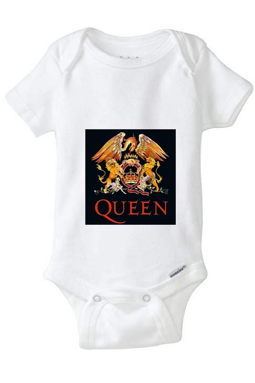 Queen Baby Onesie