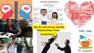 Healthy Relationships Slide