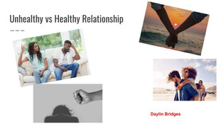 Mrs. Smith's Healthy vs Unhealthy Relati