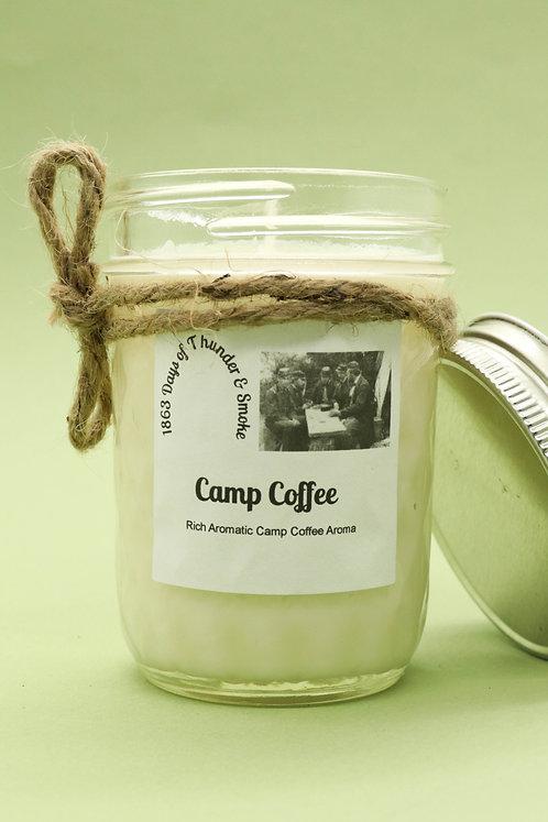 MAN CANDLE - Camp Coffee