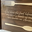 """Thumbnail: WOODEN """"NOODLE BOARD""""* - stove top cover in brown"""