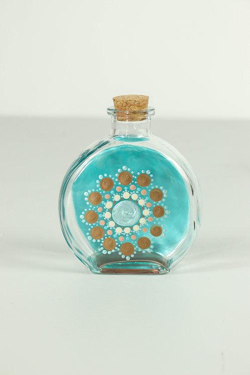 MANDALA DOT ART -Seaside Decorative Jar